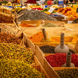 Spices Stores