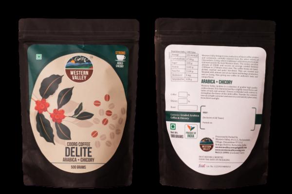 Delite Coffee Powder