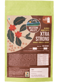 Extra Strong Coffee Powder