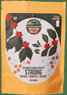 Strong Coffee Powder
